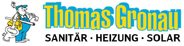 Thomas Gronau Sanitär, Heizung, Solar
